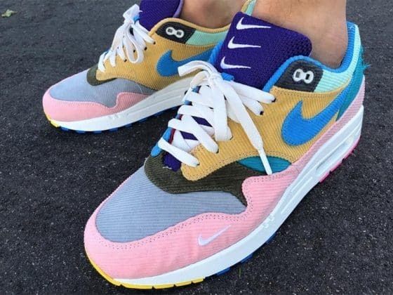 Sean Wotherspoon x Nike Air Max 1 ''Bespoke''