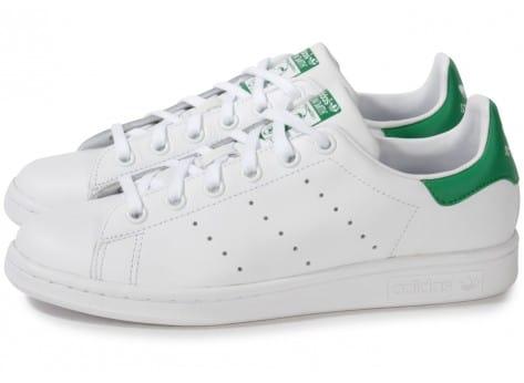 adidas Stan Smith blanche et verte