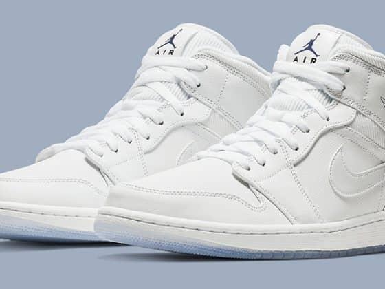Air Jordan 1 ''Pure White''