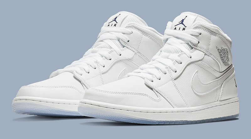 Air Jordan 1 ''Pure White''