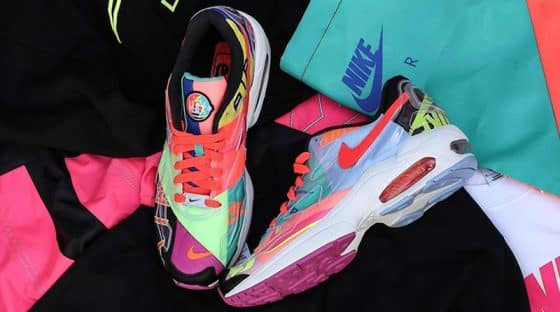 atmos x Nike Air Max2 Light