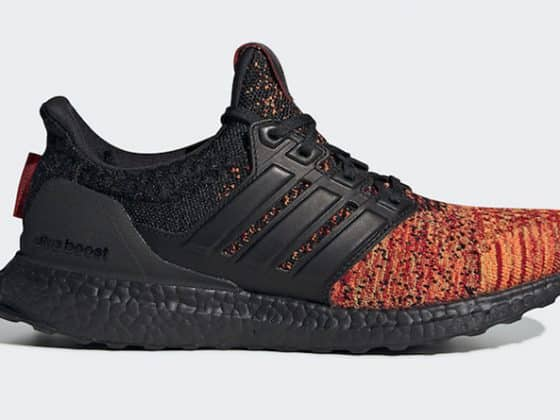 Game of Thrones x adidas UltraBoost ''House Targaryen''