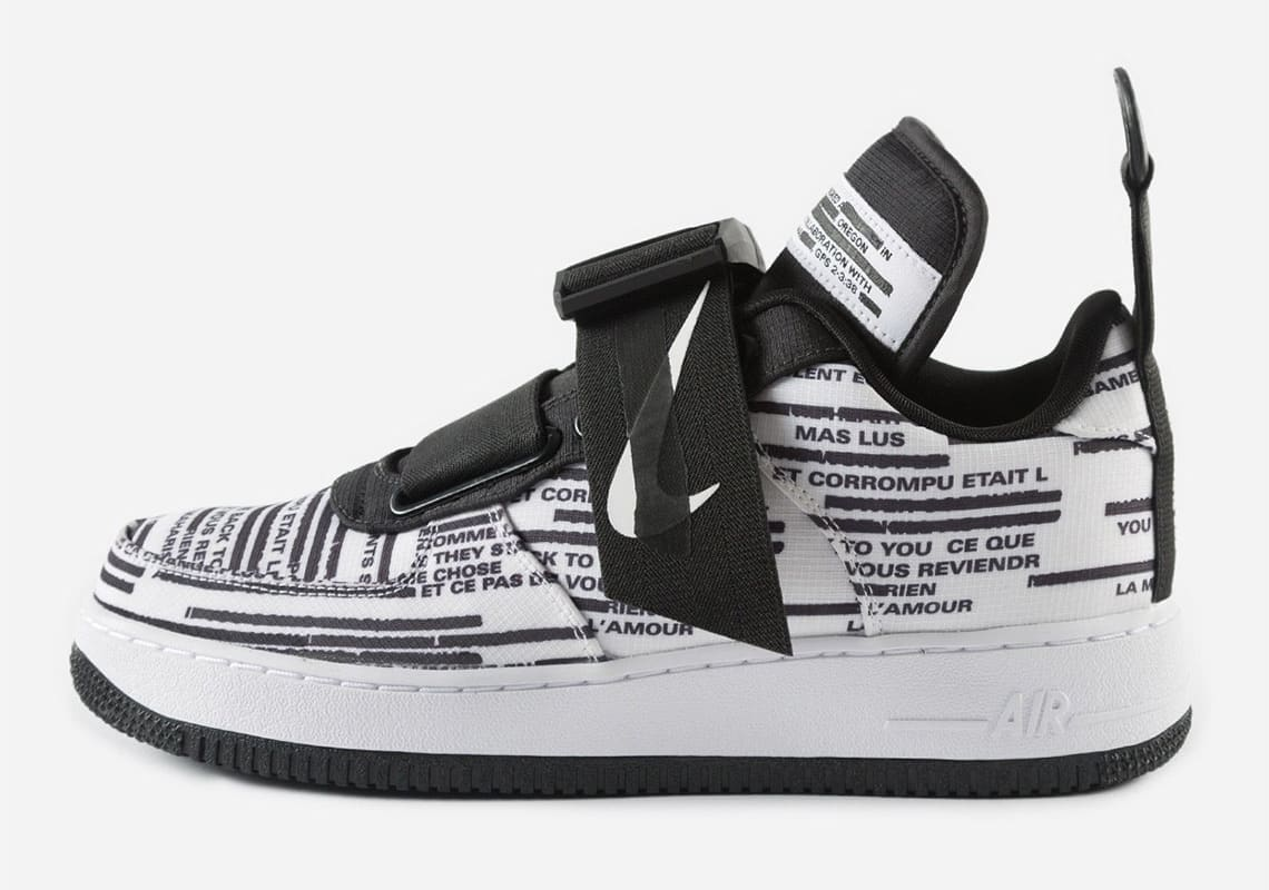 maharishi x Nike Air Force 1 Low Utility Premium