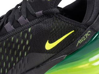 Nike Air Max 270 ''Black Volt''