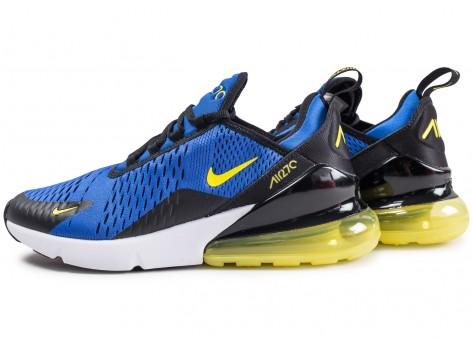 Nike Air Max 270 bleu électrique