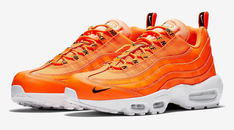 exclusive range sale usa online official site Nike Air Max 95 Premium ''Total Orange'' - Sneaker Style