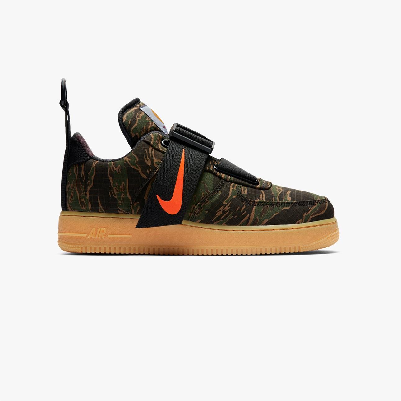 Nike Sportswear Air Force 1 Utility Low Premium x Carhartt WIP