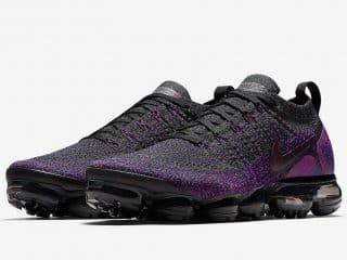Nike VaporMax Flyknit 2.0 ''Deep Purple''