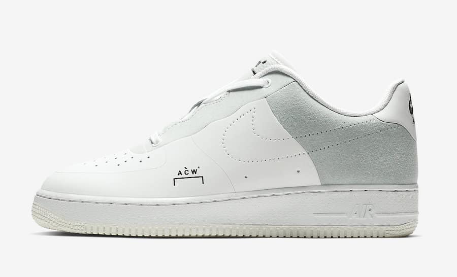 Une nouvelle collab A Cold Wall* x Nike Air Force 1 Low