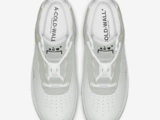 A-COLD-WALL* x Nike Air Force 1 Low ''White''