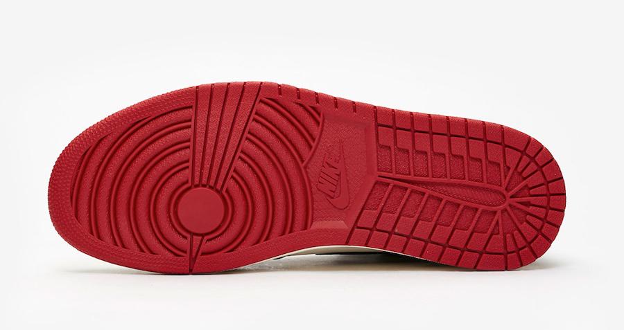 Air Jordan 1 Retro High OG ''Not For Resale'' ''Varsity Red