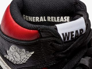 Air Jordan 1 Retro High OG ''Not For Resale'' ''Varsity Red''