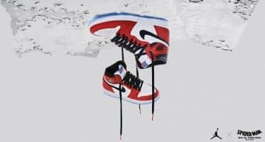 Air Jordan1 Retro High OG ''Origin Story'' ''Spider-Man''