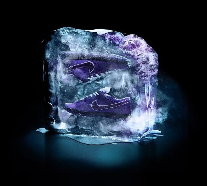 CONCEPTS x Nike SB Dunk ''Purple Lobster''