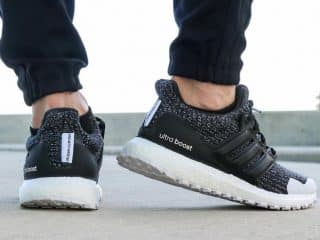 Game of Thrones x adidas Ultraboost ''Night's Watch''