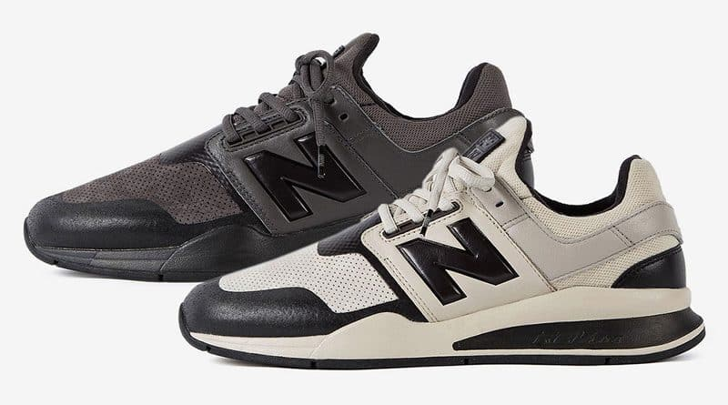 N. HOLLYWOOD x New Balance 247 v2