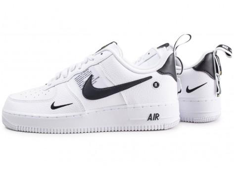 Nike Air Force 1 '07 LV8 Utility Blanche et noire