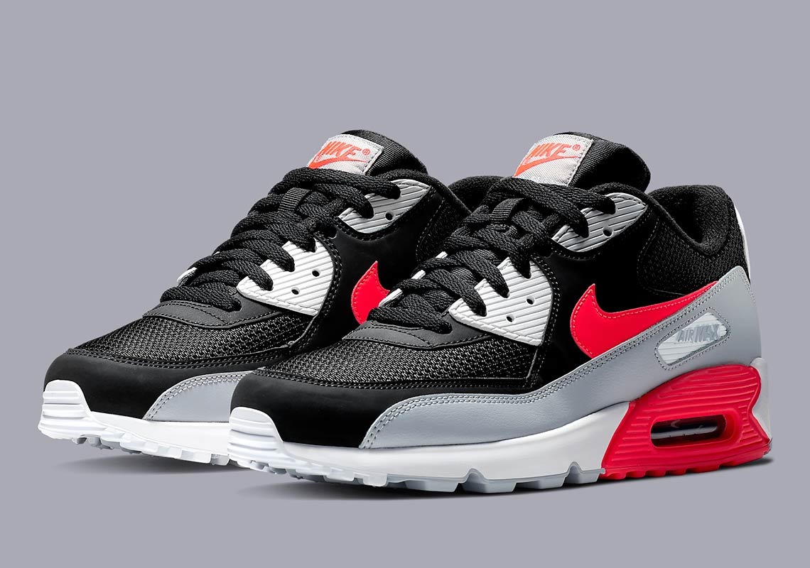 Nike revisite le mythique coloris ''Infrared'' de sa Air Max