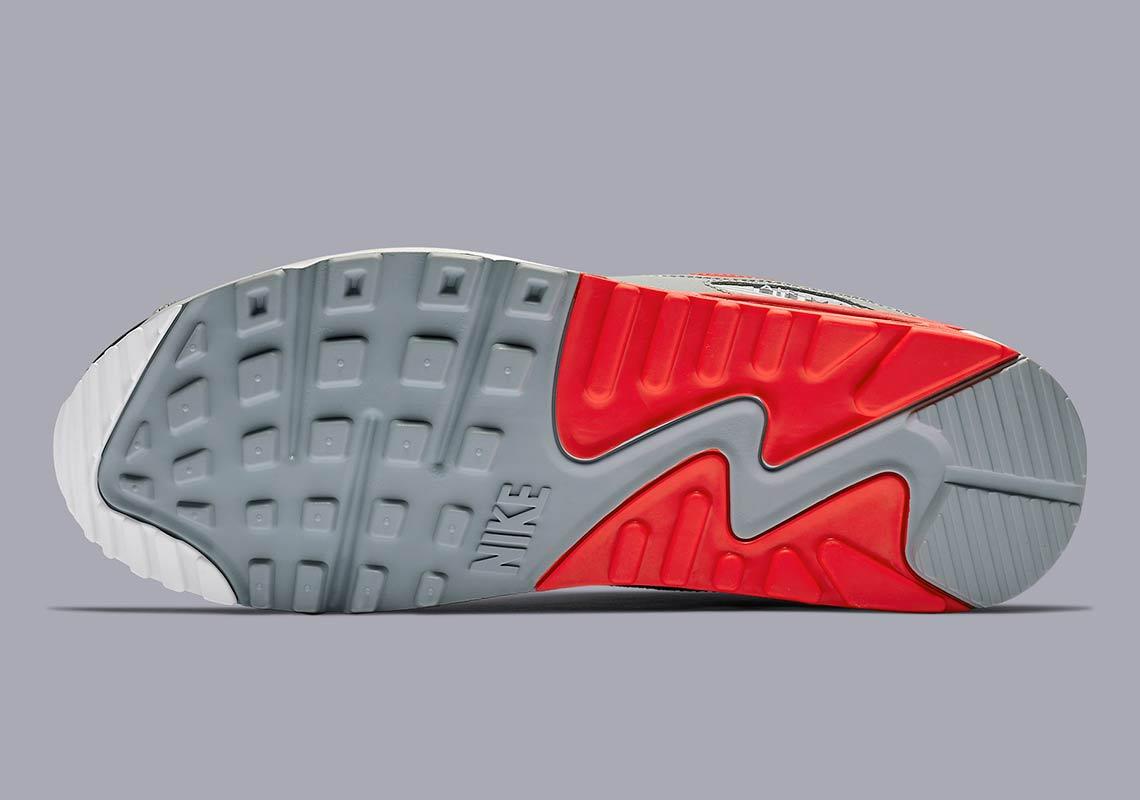 De ''infrared'' Sa 90 Air Coloris Mythique Max Revisite Nike