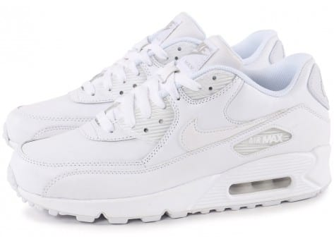 Nike Air Max 90 Leather Blanche