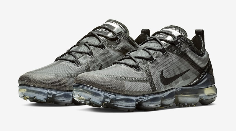 Nike Air VaporMax 2019 ''Black/Grey''