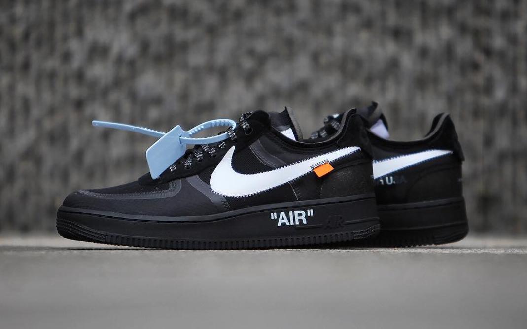 [OFFICIEL] Off-White x Nike Air Force 1 Low ''Volt ...