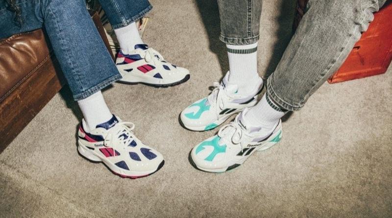L'histoire de la Reebok Aztrek Sneaker Style