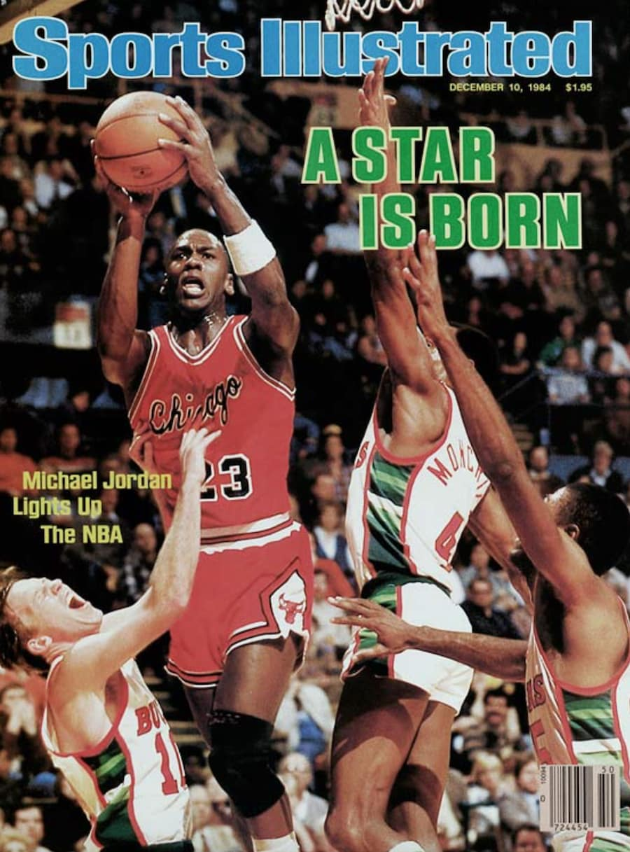 Sports Illustrated - A Star Is Born