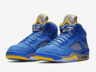 Air Jordan 5 JSP ''Laney'' ''Varsity Royal''