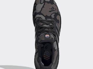 BAPE x adidas Ultraboost ''Camo'' Grey