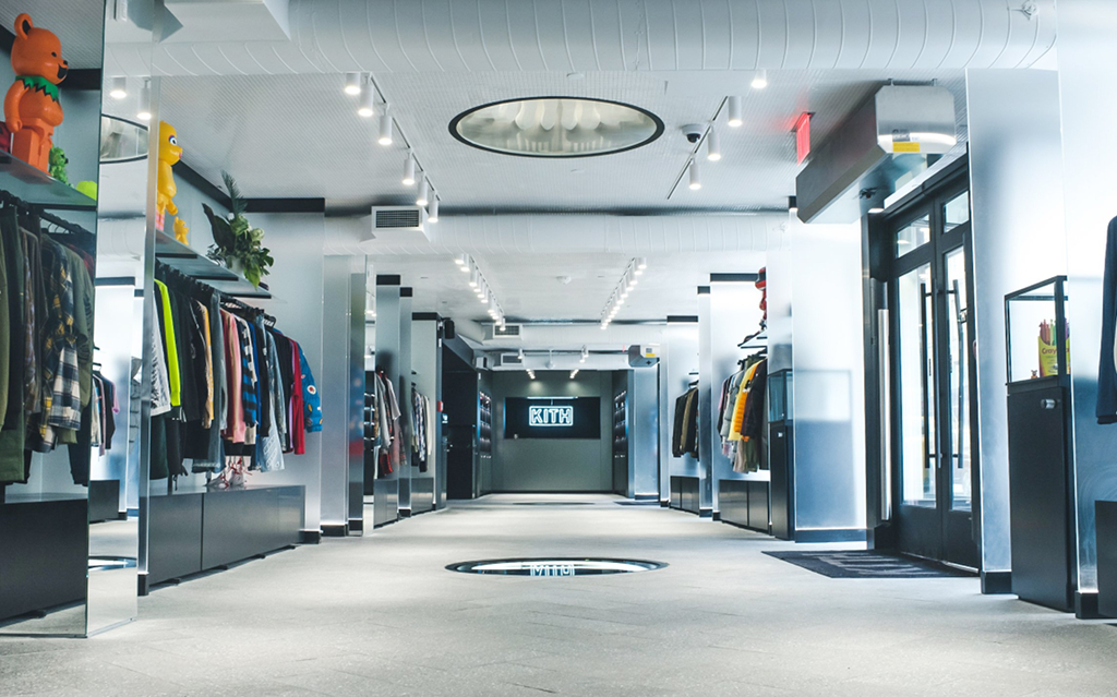 KITH New York - Flagship Store Soho