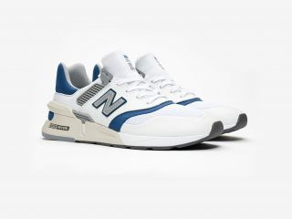 New Balance MS997 ''White''