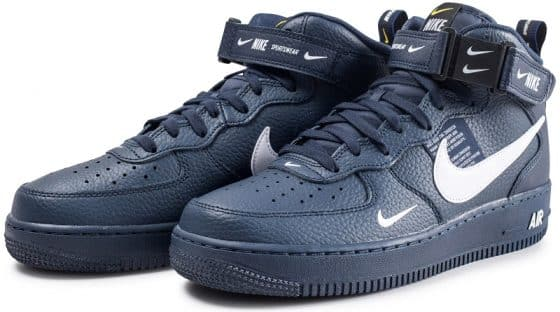 Nike Air Force 1 Mid '07 LV8 Utility ''Obsidian''