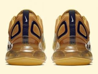 Nike Air Max 720 ''Gold''