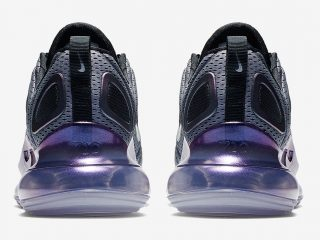 Nike Air Max 720 ''Metallic Silver''