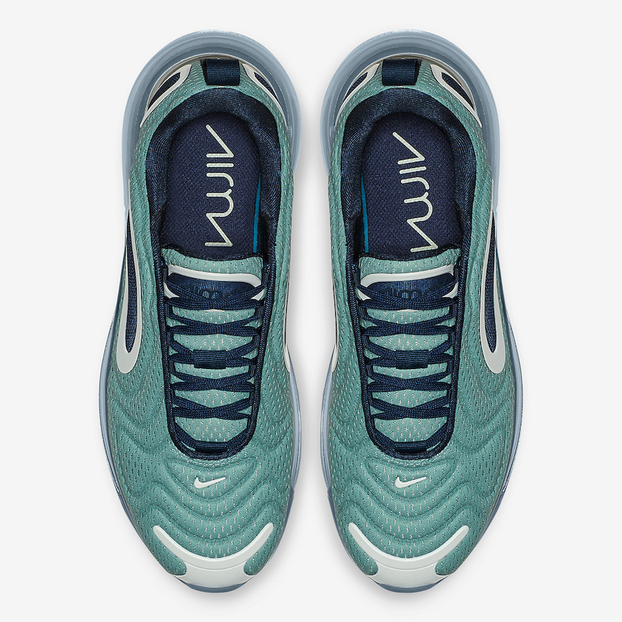 """Nike Air Max 720 """"Northern Lights Day"""" Sneaker Style"""