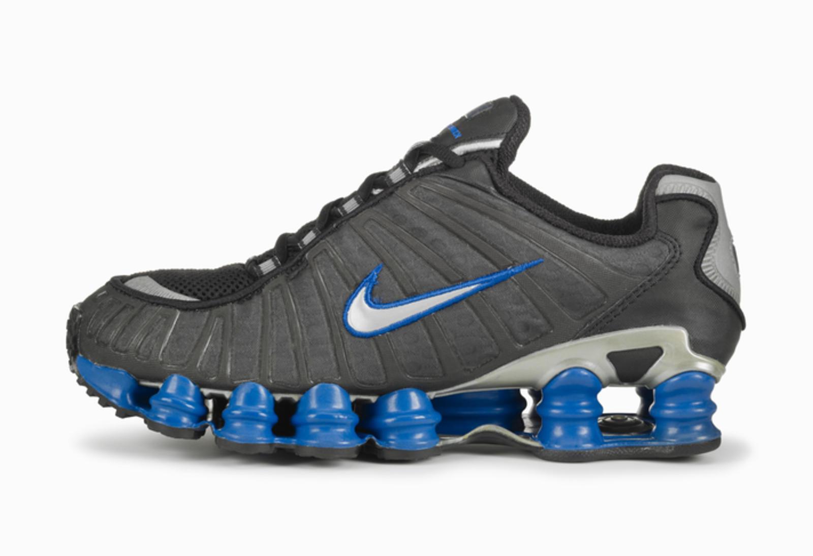 La Nike Shox TL de 2003