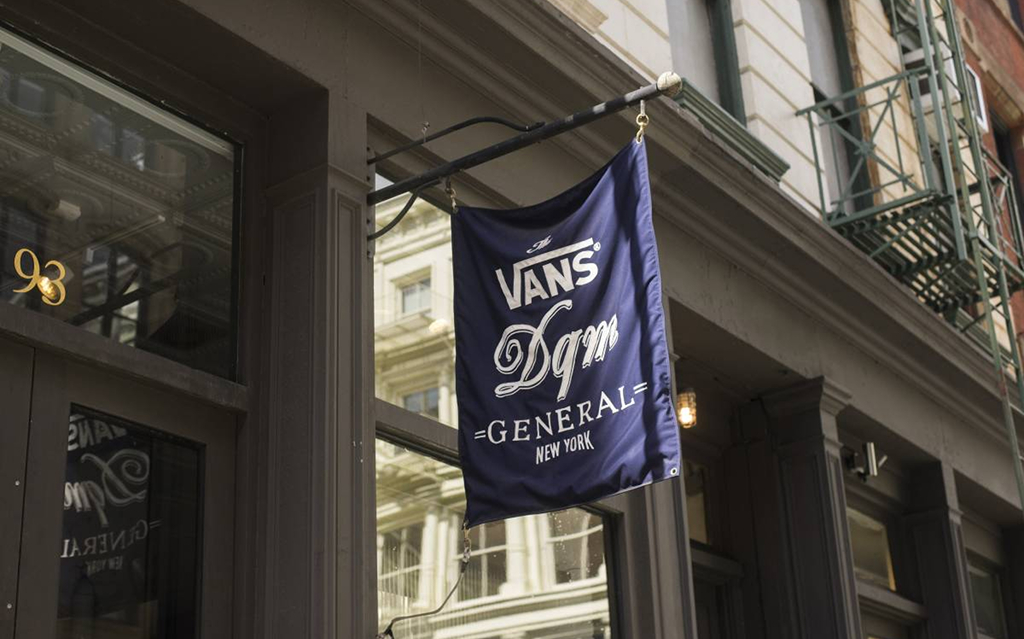 Vans DQM General, New York City Center