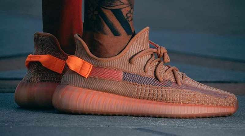 adidas Yeezy Boost 350 v2 ''Clay'' Sneaker Style