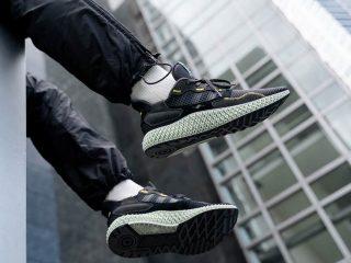 adidas ZX 4000 4D ''Carbon''