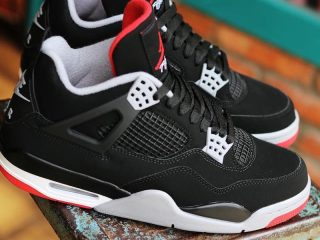 Air Jordan 4 ''Bred''