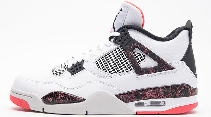 Air Jordan 4 ''Bright Crimson''