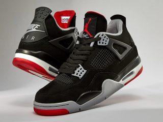 Air Jordan4 Bred