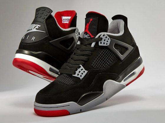 Air Jordan 4 Retro OG ''Bred'' - 308497-060