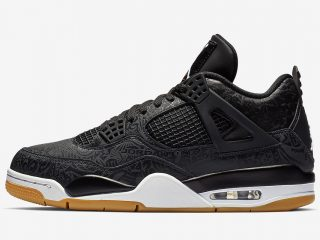 Air Jordan 4 Retro SE ''Black Laser''