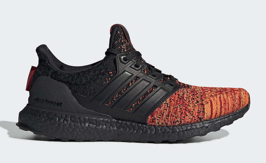 Game of Thrones x adidas Ultraboost : zoom sur la collection