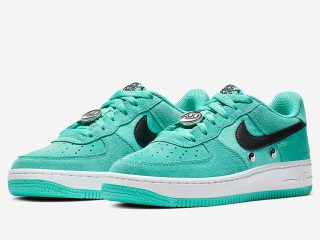 Nike Air Force 1 ''Big Kids'' - BQ8273-300