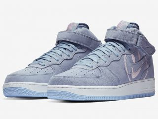 Nike Air Force 1 Mid - AO2444-400