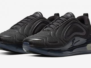 Nike Air Max 720 ''Triple Black''
