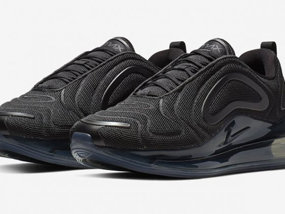 Nike Air Max 720 ''Triple Black''